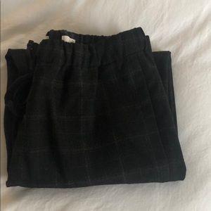 Women's size small Babaton pants from Aritzia